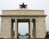 Black Star Monument, Accra. By Rjruiziii / CC BY-SA (https://creativecommons.org/licenses/by-sa/3.0)